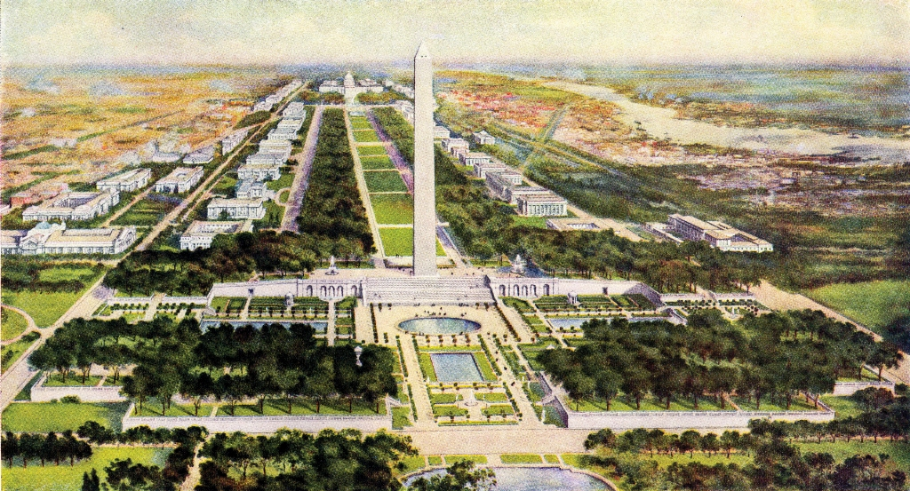 National Mall (Credit: Commission of Fine Arts)