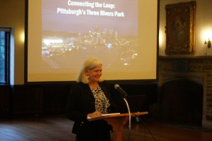 Lisa Schroeder provides lessons from Pittsburgh.